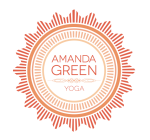 Amanda Green YOGA logo